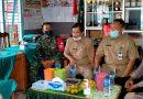 Gugus Covid 19 Kecamatan Muncar Kunjungi Visitasi TK Se Desa Sumbersewu