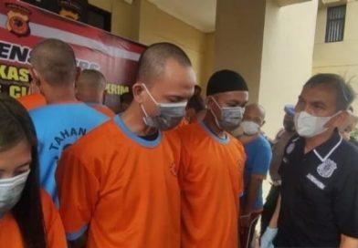 Kepsek MTS Di Cianjur, Bareng Kekasih Gelapnya Pesta Sabu, Ditangkap Polisi