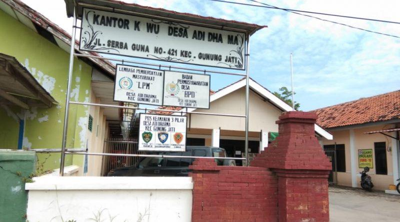 Nani Kepala Desa Adi Dharma Kecamatan Gunung Jati Provinsi Jawa Barat diduga Berbohong
