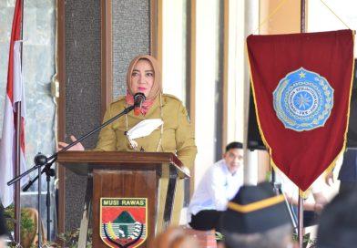 Bupati Mura lantik Pengurus Tim Penggerak PKK Kabupaten