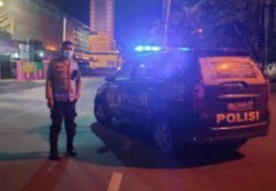Bulan Ramadhan, Polsek Medan Kota Pantau Kegiatan Masyarakat Saat Sahur.!!